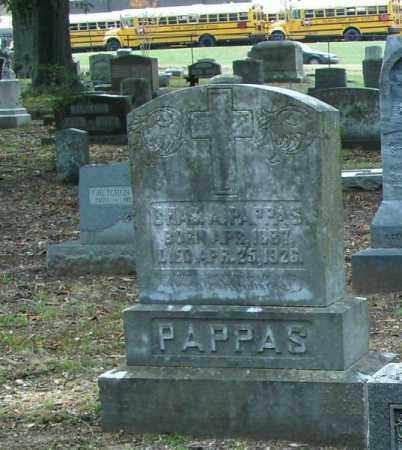 PAPPAS, CHARLES A - Pulaski County, Arkansas | CHARLES A PAPPAS - Arkansas Gravestone Photos