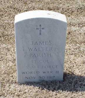 PARISH (VETERAN WWII), JAMES WALTER - Pulaski County, Arkansas | JAMES WALTER PARISH (VETERAN WWII) - Arkansas Gravestone Photos