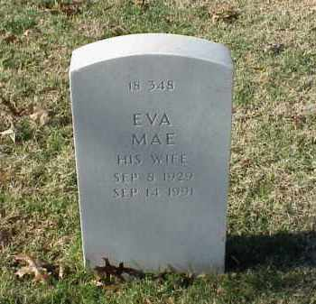 PARKER, EVA MAE - Pulaski County, Arkansas | EVA MAE PARKER - Arkansas Gravestone Photos