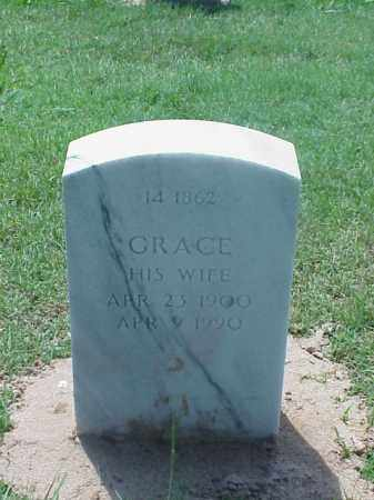 PARKER, GRACE - Pulaski County, Arkansas | GRACE PARKER - Arkansas Gravestone Photos