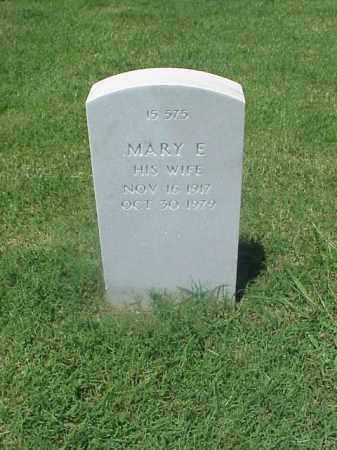 PARKER, MARY E - Pulaski County, Arkansas | MARY E PARKER - Arkansas Gravestone Photos