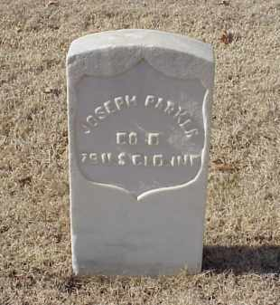 PARKER (VETERAN UNION), JOSEPH - Pulaski County, Arkansas | JOSEPH PARKER (VETERAN UNION) - Arkansas Gravestone Photos