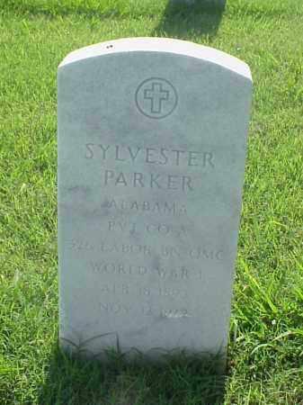 PARKER (VETERAN WWI), SYLVESTER - Pulaski County, Arkansas | SYLVESTER PARKER (VETERAN WWI) - Arkansas Gravestone Photos