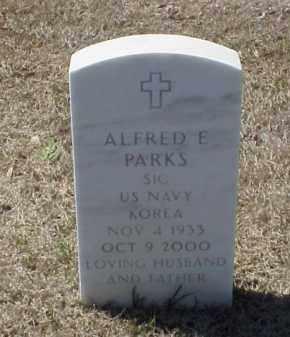 PARKS (VETERAN KOR), ALFRED E - Pulaski County, Arkansas | ALFRED E PARKS (VETERAN KOR) - Arkansas Gravestone Photos