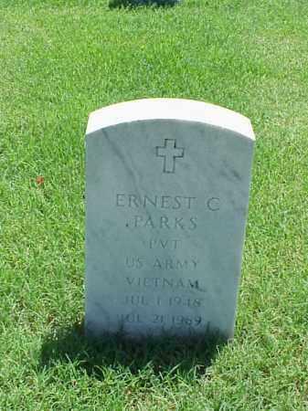 PARKS (VETERAN VIET), ERNEST C - Pulaski County, Arkansas   ERNEST C PARKS (VETERAN VIET) - Arkansas Gravestone Photos