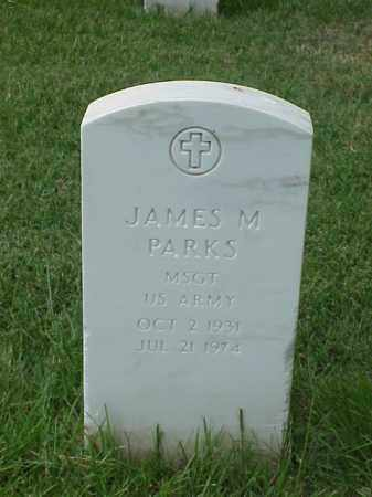PARKS (VETERAN VIET), JAMES MARVIN - Pulaski County, Arkansas | JAMES MARVIN PARKS (VETERAN VIET) - Arkansas Gravestone Photos