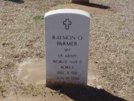 PARMER (VETERAN 2 WARS), RAYMON O - Pulaski County, Arkansas | RAYMON O PARMER (VETERAN 2 WARS) - Arkansas Gravestone Photos