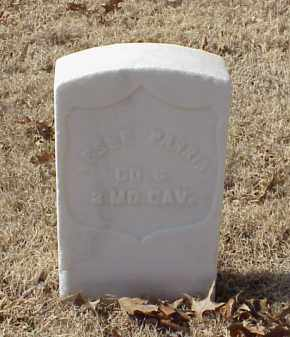 PARRIS (VETERAN UNION), JESSE - Pulaski County, Arkansas | JESSE PARRIS (VETERAN UNION) - Arkansas Gravestone Photos