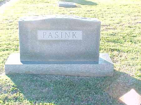 PASINK FAMILY STONE,  - Pulaski County, Arkansas |  PASINK FAMILY STONE - Arkansas Gravestone Photos
