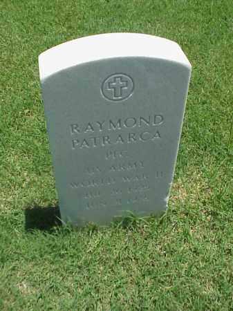 PATRARCA (VETERAN WWII), RAYMOND - Pulaski County, Arkansas | RAYMOND PATRARCA (VETERAN WWII) - Arkansas Gravestone Photos