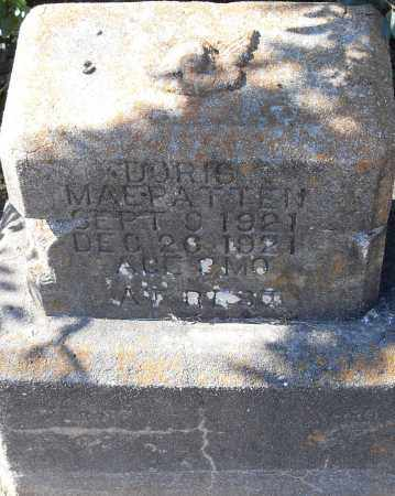 PATTEN, DORIS MAE - Pulaski County, Arkansas | DORIS MAE PATTEN - Arkansas Gravestone Photos