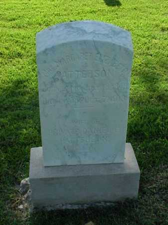 PATTERSON, MARGARET ELIZABETH - Pulaski County, Arkansas | MARGARET ELIZABETH PATTERSON - Arkansas Gravestone Photos