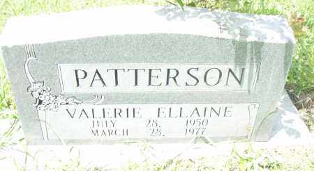 PATTERSON, VALERIE  ELLAINE - Pulaski County, Arkansas | VALERIE  ELLAINE PATTERSON - Arkansas Gravestone Photos
