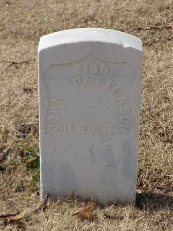 PATTERSON (VETERAN UNION), JOHN - Pulaski County, Arkansas | JOHN PATTERSON (VETERAN UNION) - Arkansas Gravestone Photos