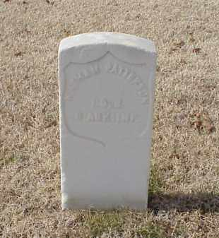 PATTERSON (VETERAN UNION), WILLIAM - Pulaski County, Arkansas | WILLIAM PATTERSON (VETERAN UNION) - Arkansas Gravestone Photos