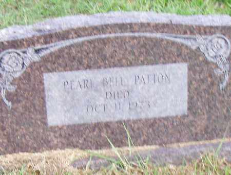 PATTON, PEARL - Pulaski County, Arkansas | PEARL PATTON - Arkansas Gravestone Photos