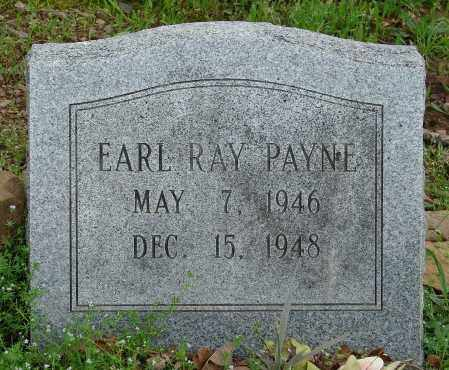 PAYNE, EARL RAY - Pulaski County, Arkansas | EARL RAY PAYNE - Arkansas Gravestone Photos