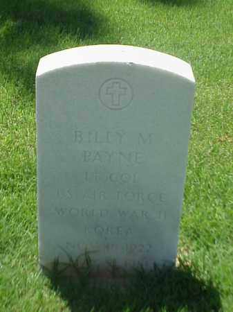 PAYNE (VETERAN 2 WARS), BILLY M - Pulaski County, Arkansas | BILLY M PAYNE (VETERAN 2 WARS) - Arkansas Gravestone Photos