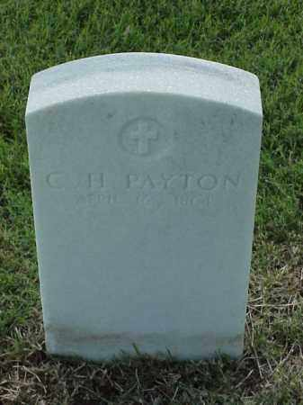 PAYTON (VETERAN UNION), C H - Pulaski County, Arkansas | C H PAYTON (VETERAN UNION) - Arkansas Gravestone Photos