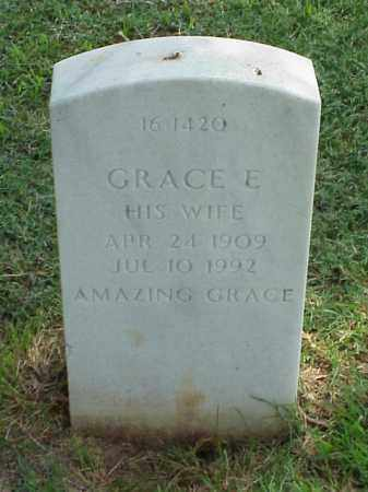 PEARSON, GRACE E - Pulaski County, Arkansas | GRACE E PEARSON - Arkansas Gravestone Photos