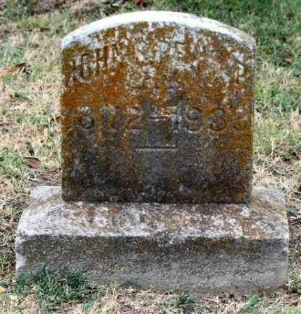 PEAY, JR., JOHN C. - Pulaski County, Arkansas | JOHN C. PEAY, JR. - Arkansas Gravestone Photos