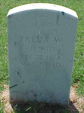 PEEBLES, FREDA W. - Pulaski County, Arkansas | FREDA W. PEEBLES - Arkansas Gravestone Photos