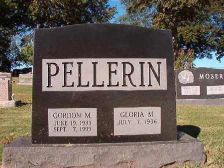 PELLERIN, GORDON M - Pulaski County, Arkansas   GORDON M PELLERIN - Arkansas Gravestone Photos