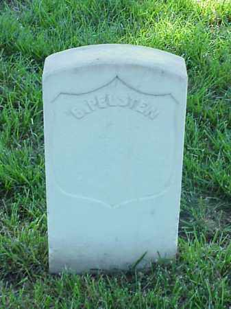 PELSTEN (VETERAN UNION), B - Pulaski County, Arkansas | B PELSTEN (VETERAN UNION) - Arkansas Gravestone Photos