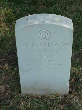 PENIX, ANNALISA M - Pulaski County, Arkansas | ANNALISA M PENIX - Arkansas Gravestone Photos