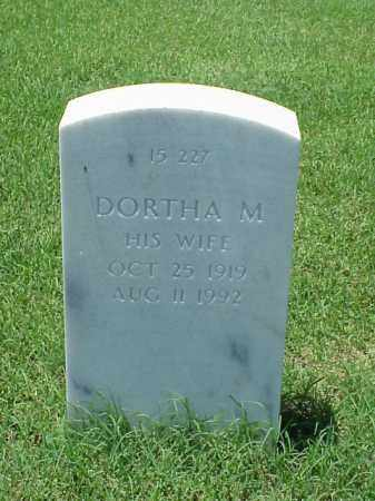 PENIX, DORTHA M - Pulaski County, Arkansas | DORTHA M PENIX - Arkansas Gravestone Photos