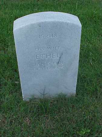 PENNINGTON, ETHEL - Pulaski County, Arkansas | ETHEL PENNINGTON - Arkansas Gravestone Photos