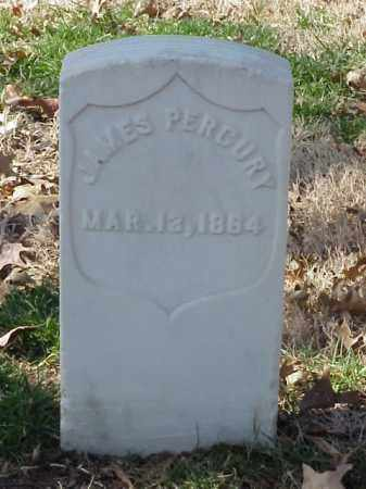 PERCURY (VETERAN UNION), JAMES - Pulaski County, Arkansas | JAMES PERCURY (VETERAN UNION) - Arkansas Gravestone Photos