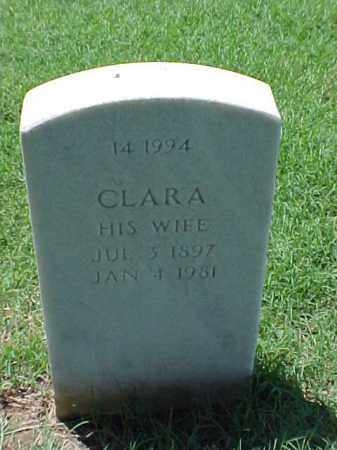PERKINS, CLARA - Pulaski County, Arkansas | CLARA PERKINS - Arkansas Gravestone Photos