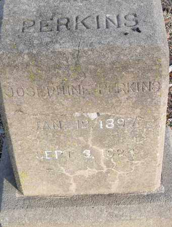 PERKINS, JOHEPHINE - Pulaski County, Arkansas   JOHEPHINE PERKINS - Arkansas Gravestone Photos