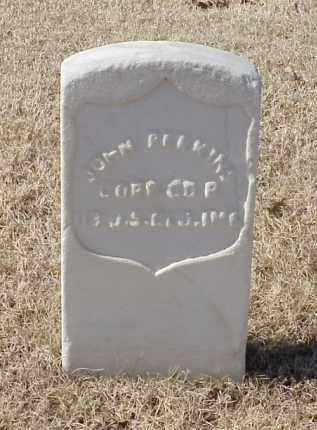 PERKINS (VETERAN UNION), JOHN - Pulaski County, Arkansas | JOHN PERKINS (VETERAN UNION) - Arkansas Gravestone Photos