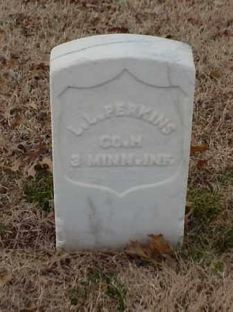 PERKINS (VETERAN UNION), L L - Pulaski County, Arkansas | L L PERKINS (VETERAN UNION) - Arkansas Gravestone Photos