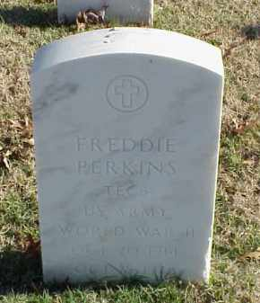 PERKINS (VETERAN WWII), FREDDIE - Pulaski County, Arkansas | FREDDIE PERKINS (VETERAN WWII) - Arkansas Gravestone Photos