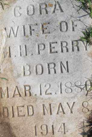 PERRY, CORA - Pulaski County, Arkansas | CORA PERRY - Arkansas Gravestone Photos