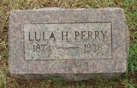 PERRY, LULA H. - Pulaski County, Arkansas | LULA H. PERRY - Arkansas Gravestone Photos