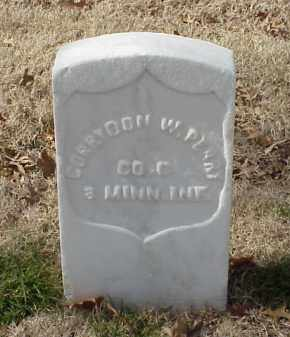 PERRY (VETERAN UNION), CORRYDON W - Pulaski County, Arkansas | CORRYDON W PERRY (VETERAN UNION) - Arkansas Gravestone Photos