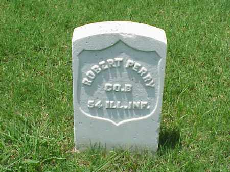 PERRY (VETERAN UNION), ROBERT - Pulaski County, Arkansas | ROBERT PERRY (VETERAN UNION) - Arkansas Gravestone Photos