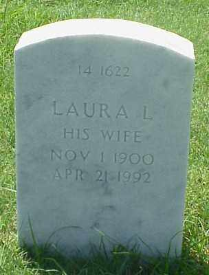 PETERS, LAURA L. - Pulaski County, Arkansas | LAURA L. PETERS - Arkansas Gravestone Photos
