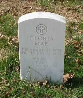 PETERSON, GLORIA MAE - Pulaski County, Arkansas   GLORIA MAE PETERSON - Arkansas Gravestone Photos