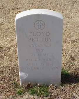 PETTUS (VETERAN WWI), FLOYD - Pulaski County, Arkansas | FLOYD PETTUS (VETERAN WWI) - Arkansas Gravestone Photos