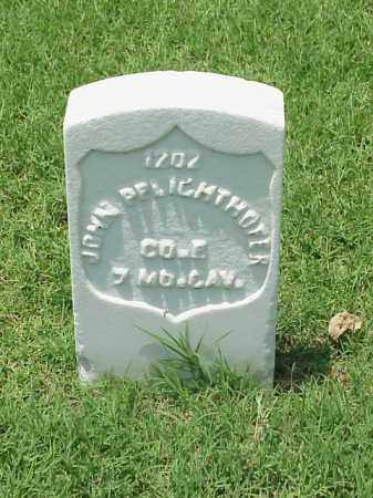 PFLICHTHOFOR (VETERAN UNION), JOHN - Pulaski County, Arkansas | JOHN PFLICHTHOFOR (VETERAN UNION) - Arkansas Gravestone Photos