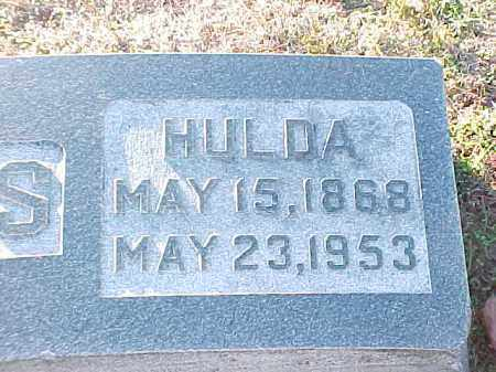 PHILLIPS, HULDA (2) - Pulaski County, Arkansas | HULDA (2) PHILLIPS - Arkansas Gravestone Photos