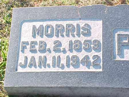 PHILLIPS, MORRIS (2) - Pulaski County, Arkansas | MORRIS (2) PHILLIPS - Arkansas Gravestone Photos