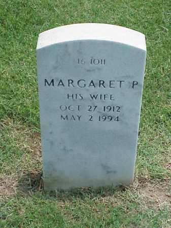 PHILLIPS, MARGARET P - Pulaski County, Arkansas | MARGARET P PHILLIPS - Arkansas Gravestone Photos