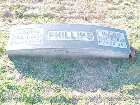 PHILLIPS, HULDA - Pulaski County, Arkansas | HULDA PHILLIPS - Arkansas Gravestone Photos
