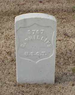 PHILLIPS (VETERAN UNION), GRANVILLE - Pulaski County, Arkansas | GRANVILLE PHILLIPS (VETERAN UNION) - Arkansas Gravestone Photos